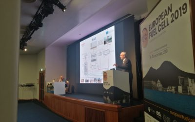 BLAZE project presented at EFC 2019