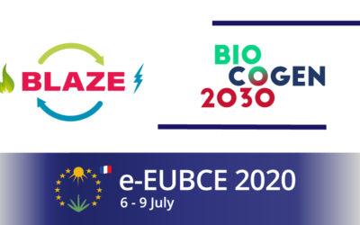 Follow up: BLAZE and BIOCOGEN 2030 at e-EUBCE