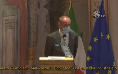 BLAZE technology in the Green Hydrogen revolution: workshop at the Italian Senate
